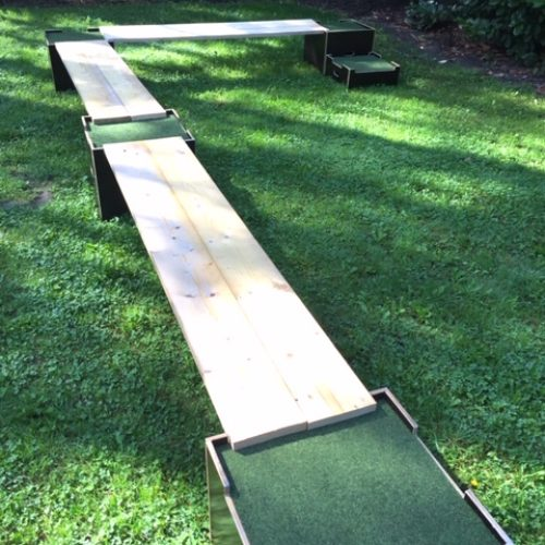 Plankenparcours